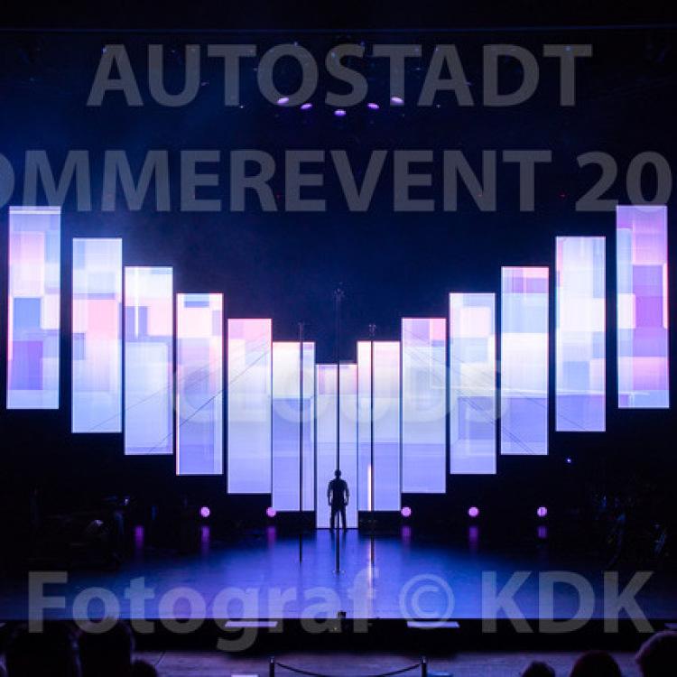 Sommerfestival der Autostadt 2018